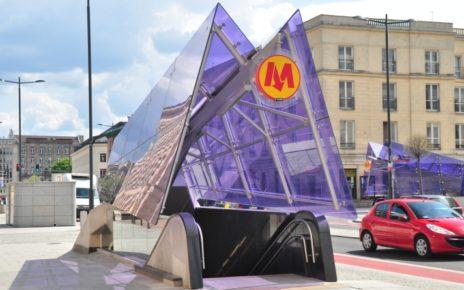 Metro Nowy Świat -UW