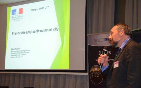 SMART CITY - założenia i perspektywy | Warszawa 2017