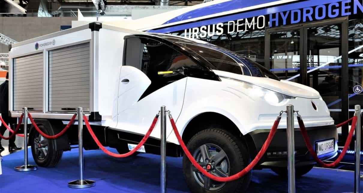 Samochód elektryczny Ursus