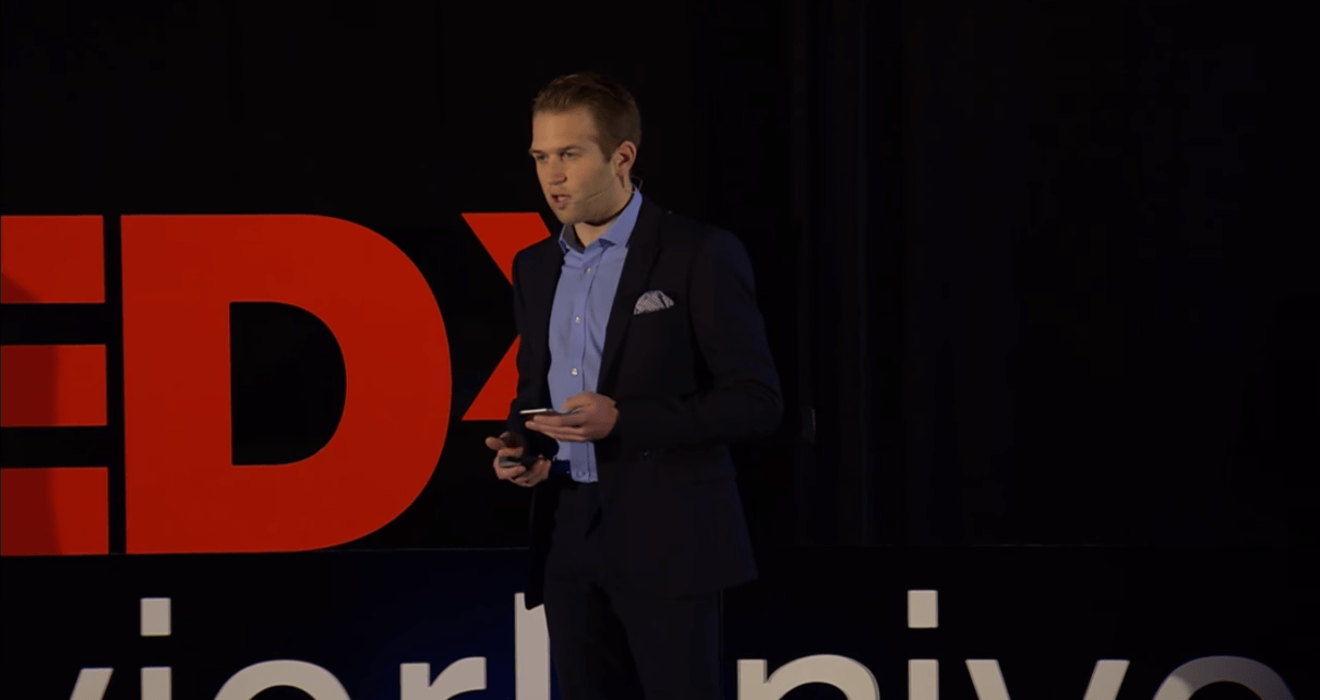 TEDxXavierUniversity - Zack_Huhn