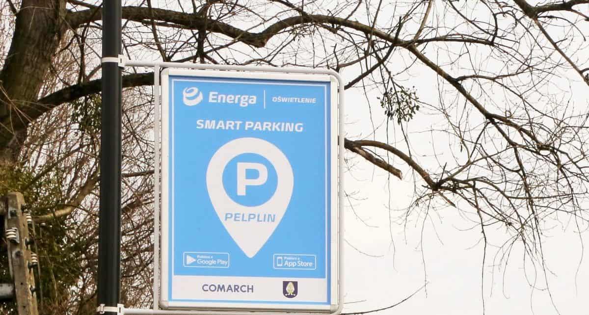 Energa uruchomiła pierwszy na Pomorzu inteligentny parking