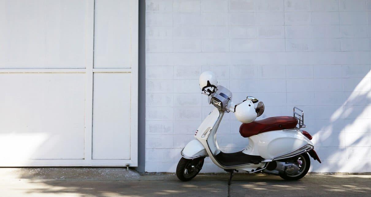 E-mobility: skuter