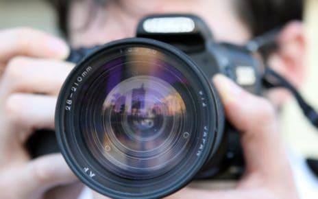 fotograf, aparat