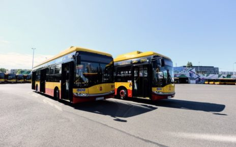 Kolejne autobusy elektryczne dla Warszawy
