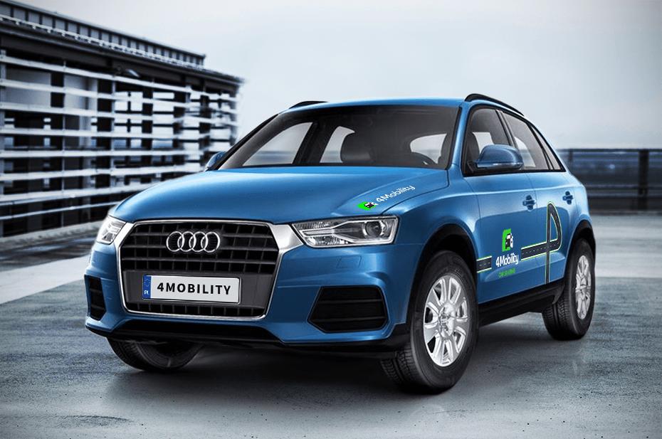 4Mobility i Audi: rusza car sharing w Poznaniu