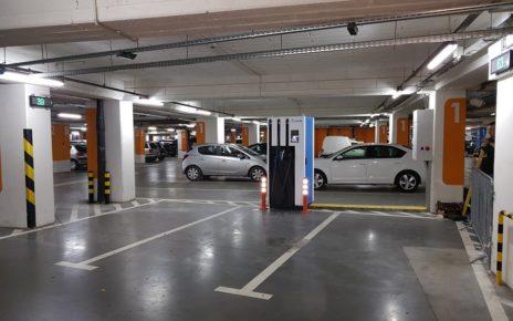 Greenway, sieć stacji ładowania samochodów