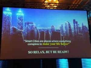 Renato de Castro, Smart City Forum 2017, Warsaw