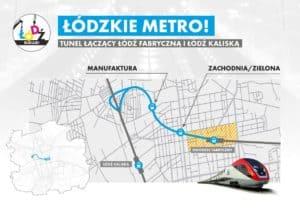 Metro w Łodzi