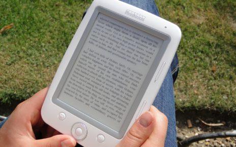 Czytnik, e-book