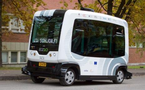 Autonomiczny bus