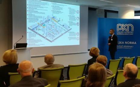 Normalizacja dla Smart Cities, Krzysztof Gawkowski