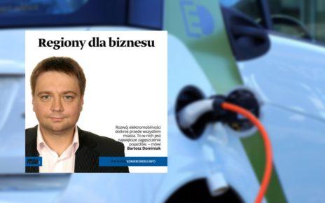Regiony dla biznesu - elektromobilność