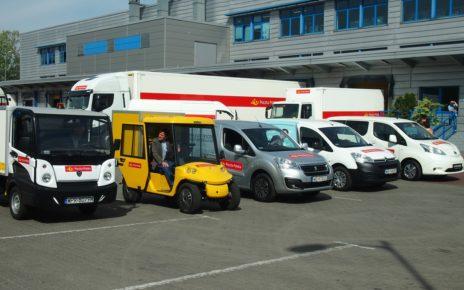 Poczta Polska testuje samochody elektryczne
