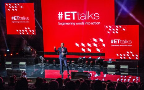 #ETtalks: Engineering Tomorrow talks