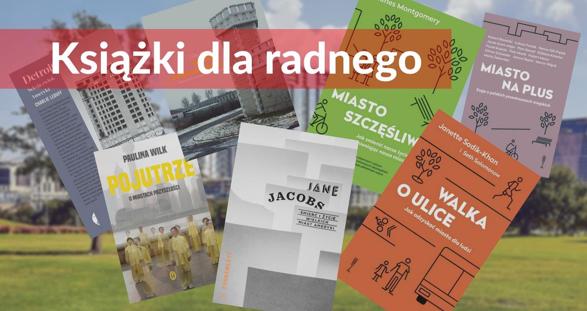 Książki dla radnego
