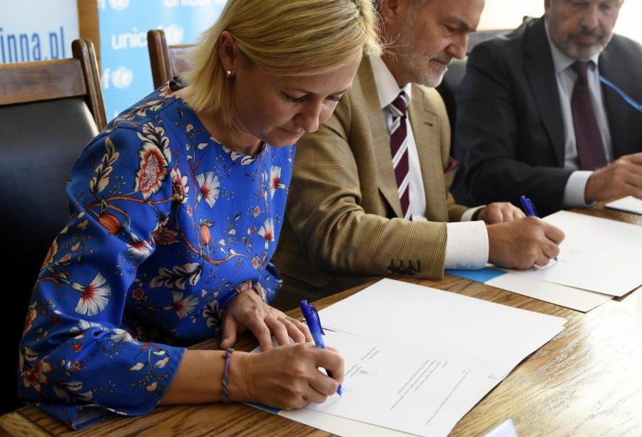 Gdynia UNICEF - Miasto Przyjazne Dzieciom