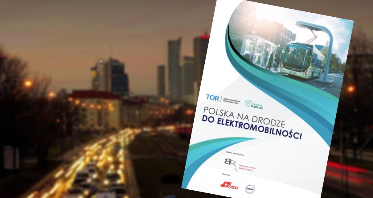 Polska na drodze do elektromobilności