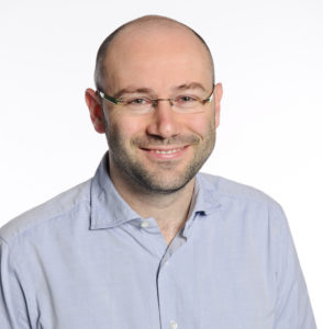 Andrea Sorri, Axis Communications