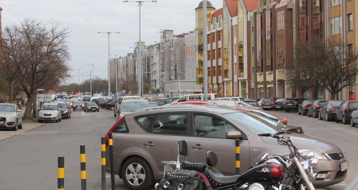 Smart Parking w Gdańsku