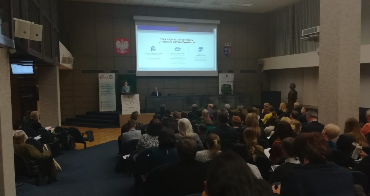 IV Forum Green Smart City w Krakowie