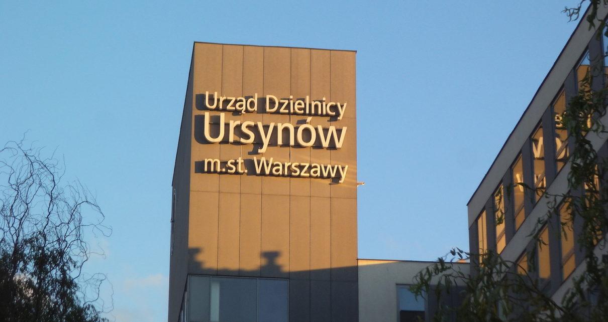 Dzielnica Ursynów m.st. Warszawy