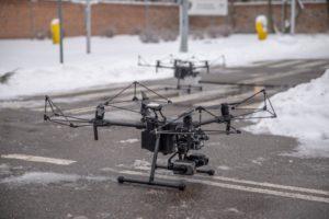 Nowe drony Straży Miejskiej, fot. R. Motyl
