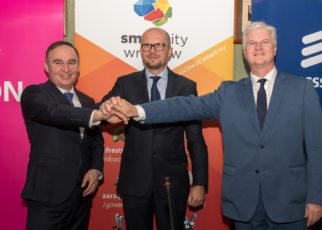 Wrocław bada rozwiązania Internetu Rzeczy we współpracy z firmami Tauron i Ericsson
