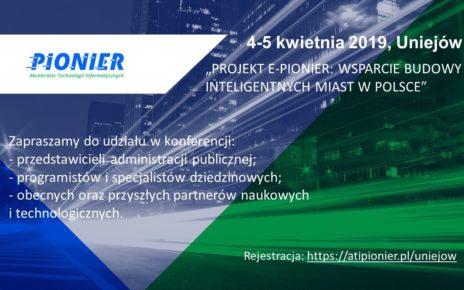 Projekt e-Pionier: wsparcie budowy inteligentnych miast w Polsce