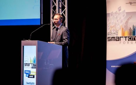 Maciej Bluj, Smart City Forum