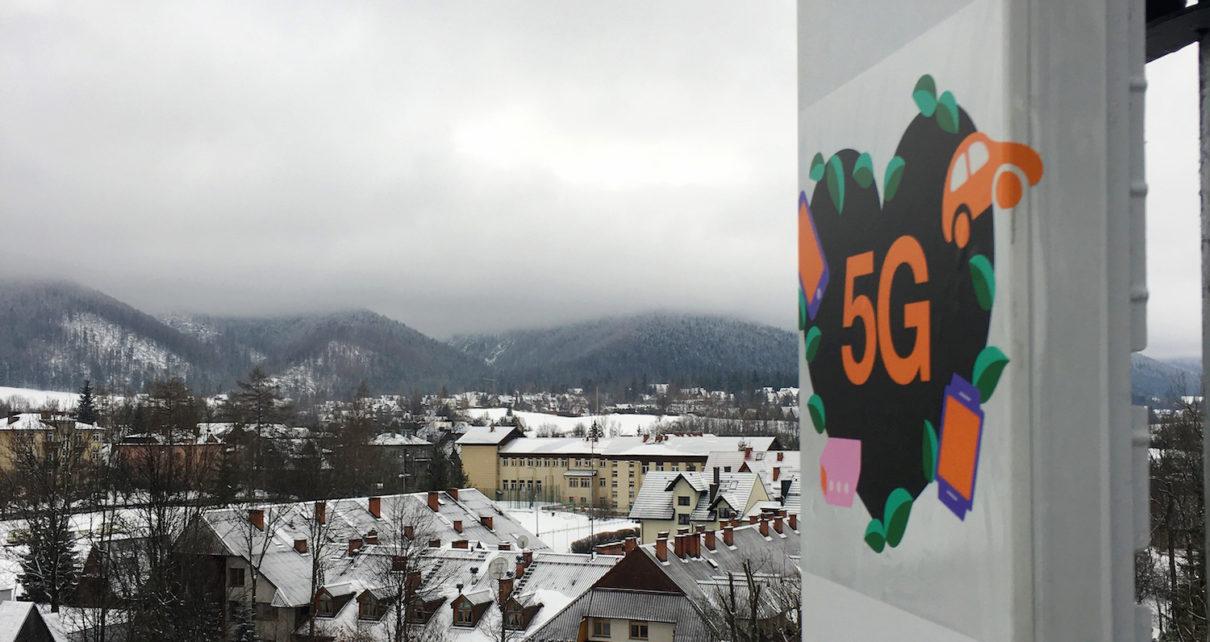 Orange przeprowadził wspólnie z Ericsson testy 5G w Zakopanem