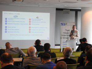 """V Konferencja """"Inteligentna Energetyka"""" – Standardy łączności bezprzewodowej dla energetyki"""