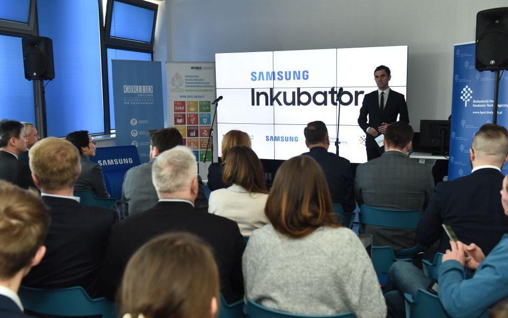 Samsung Inkubator w Białymstoku