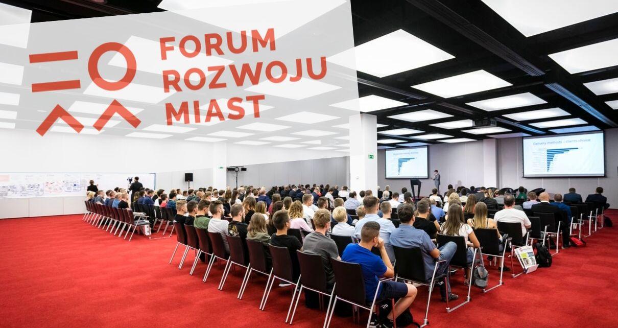 III Forum Rozwoju Miast w Poznaniu