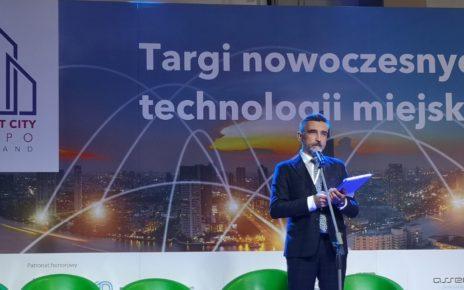 Piotr Łyżeń, Smart City Expo Poland