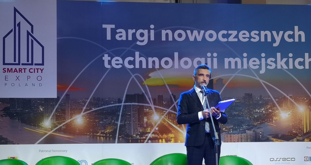 Piotr Łyżeń, Smart City Expo Poland